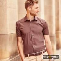 Camicie Manica Corta Personalizzabili - Vestilogo 3546907ba4a