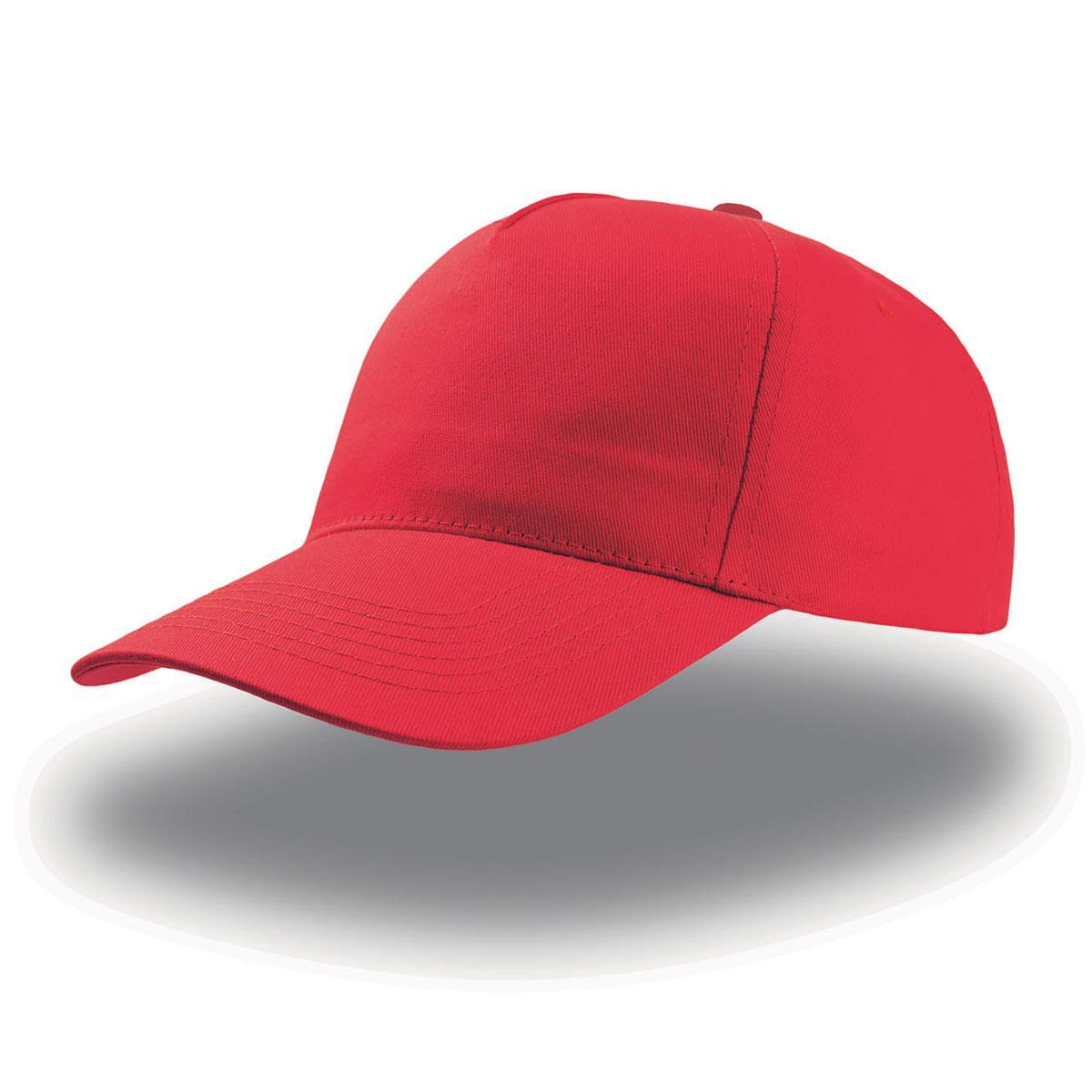 colori delicati consegna veloce promozione speciale Cappellino con Visiera Atlantis 5 Pannelli