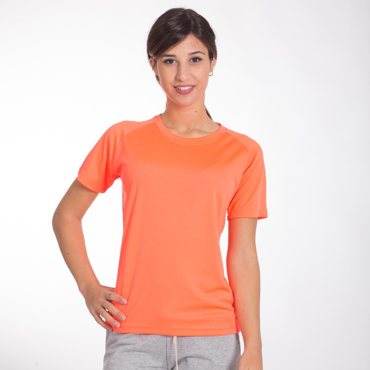 T-shirt Sport Manica Corta Donna Sprintex - Vestilogo f95d5804810