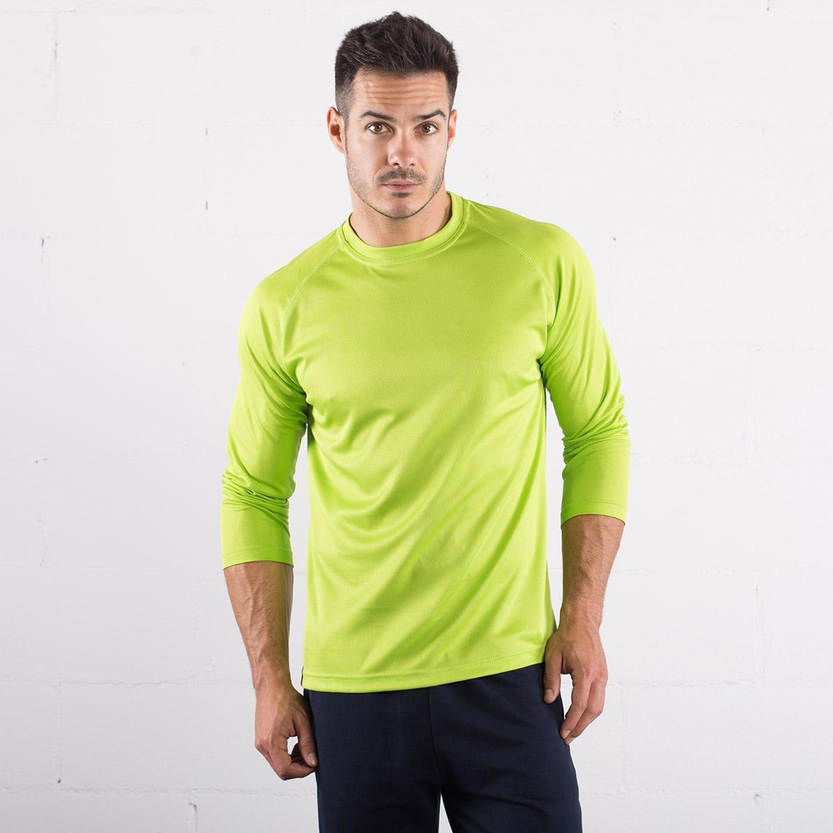 T-shirt Sport Manica Lunga Sprintex - Vestilogo 0eaa20a562b